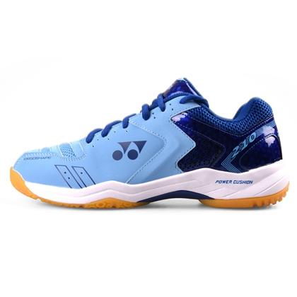 尤尼克斯YONEX羽毛球鞋 SHB210CR 淺藍  雙層透氣網面 舒適透氣 專業入門級球鞋