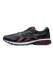 亚瑟士Asics跑步鞋 GT-2000 8慢跑鞋 男 1011A690-003 黑色/深灰(次顶级稳定型跑鞋)