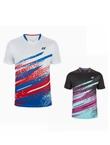 尤尼克斯YONEX 羽毛球服 110200BCR 短袖运动T恤 男款 白色/黑色 双色可选