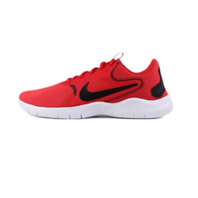 耐克NIKE跑步鞋 FLEX EXPERIENCE RN 9 男款 CD0225-600 大学红/白色/健身红