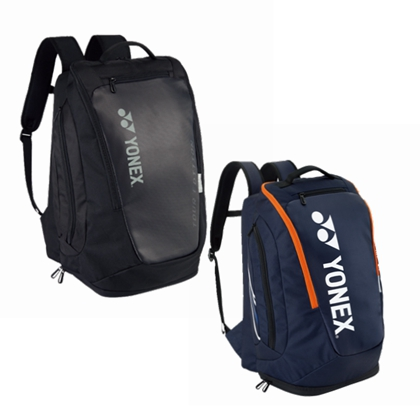 尤尼克斯Yonex 羽毛球包 BAG92012WEX双肩包 铜橙色/深藏青 双色可选( 更大空间 时尚便携)