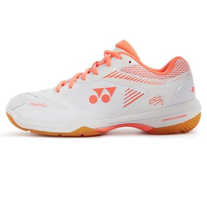 尤尼克斯 YONEX 羽毛球鞋 SHB-65X2LEX 白色款 专业全能型女款球鞋