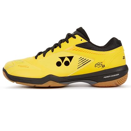 尤尼克斯 YONEX 羽毛球鞋 SHB-65X2MEX 黃色 專業全能型男款球鞋