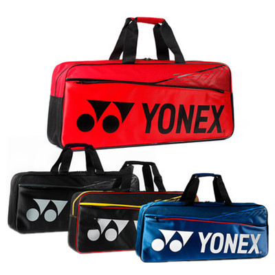 尤尼克斯YONEX羽毛球包 BAG42031WCR 矩形包(新一代入门级球包)
