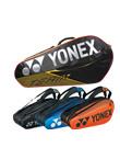 尤尼克斯YONEX羽毛球包 BAG42026CR 六支装羽毛球包 双肩(经典款再升级)