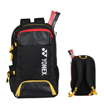 尤尼克斯YONEX双肩包 BAG82012LCR双肩羽毛球背包(羽球专业运动之选)