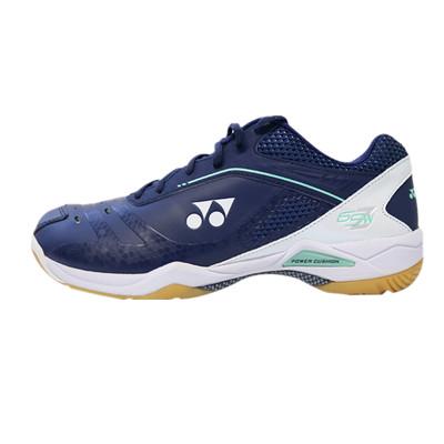 尤尼克斯YONEX羽毛球鞋 SHB-65ZWEX 深海军蓝 男女款透气加宽舒适羽毛球鞋
