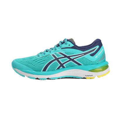 亞瑟士ASICS跑步鞋 CUMULUS 20 女款減震跑鞋跑鞋(次頂級緩震跑鞋)