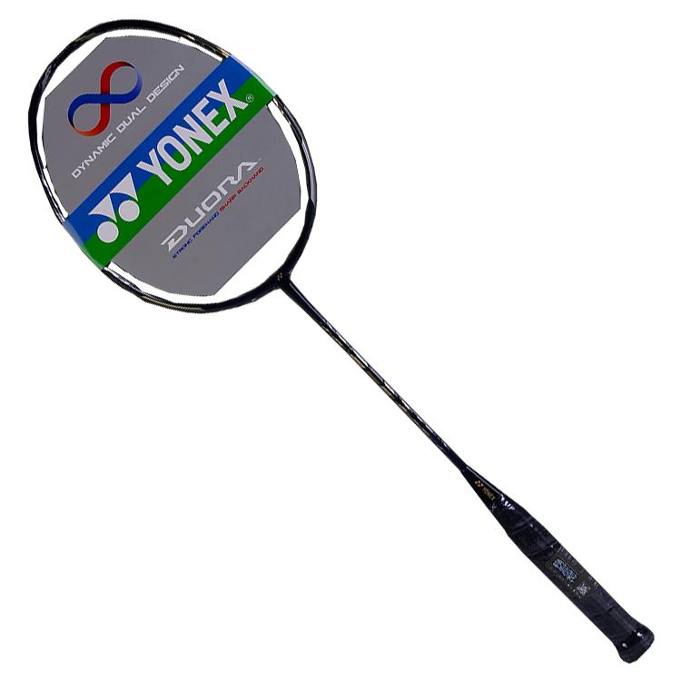 尤尼克斯YONEX羽毛球拍 双刃99(DUO99)羽毛球拍 攻防兼备,全能战拍