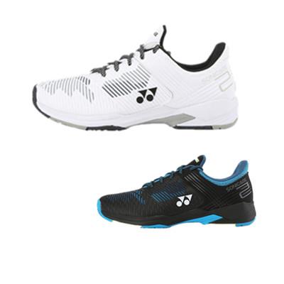 YONEX羽毛球鞋 SHTS2WEX网羽两用运动鞋 宽楦(稳若泰山)