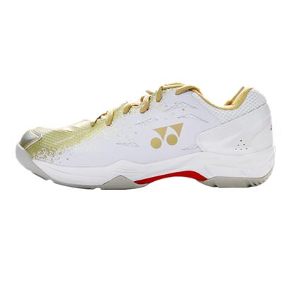 尤尼克斯YONEX羽毛球鞋 SHBCFTCR金色羽毛球鞋 林丹CFT战靴简配版