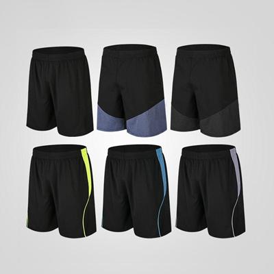 X SHADOW 男款健身短裤 速干透气跑步健身运动短裤