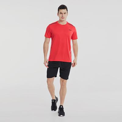 范斯蒂克运动套装 MBF20060 男款 短袖短裤套装 适合各项运动 四套颜色可选