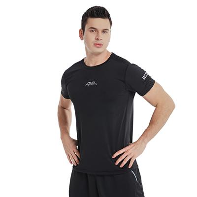 范斯蒂克运动T恤 MBF20105 男款 短袖宽松圆领 适合各项运动 三色可选