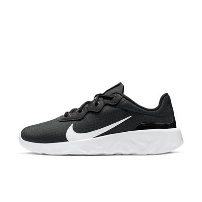 耐克NIKE跑步鞋 EXPLORE STRADA 女子运动鞋 CD7091-003 黑/白色