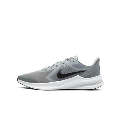 耐克NIKE跑步鞋 DOWNSHIFTER 10 男子运动鞋 CI9981-003 微粒灰/黑/雾灰/白色