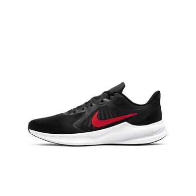 耐克NIKE跑步鞋 DOWNSHIFTER 10 男子运动鞋 CI9981-006 黑/大学红/白色
