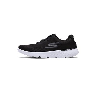 斯凱奇運動鞋 GO RUN 400 男款跑步鞋 54354-BKW 黑色/白色