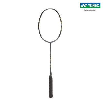 尤尼克斯YONEX羽毛球拍 疾光800LT(NF800LT) 黑/冰蓝 5U 速度型高反弹轻量羽拍