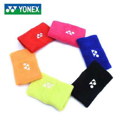尤尼克斯YONEX运动护腕 AC019CR 运动吸汗手腕护具