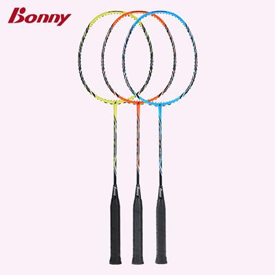 波力Bonny羽毛球拍 闪电LT171/172/173(已穿线) Lighnting系列 进攻型初学者单拍