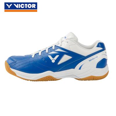 胜利VICTOR羽毛球鞋 SH-A170/FA 男女同款 宝蓝/白 全面型 宽楦羽鞋