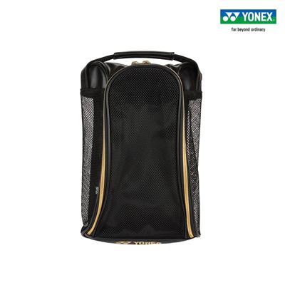 尤尼克斯YONEX收纳袋 BG815CR 鞋袋鞋包 运动收纳包 黑金色