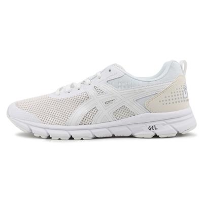 亚瑟士ASICS跑步鞋 GEL-33 RUN 男款 缓震型跑鞋 1011A638-100 白色