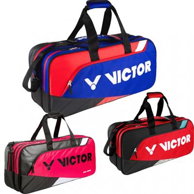 胜利VICTOR羽毛球包 BR8609 多功能大容量方包矩形包单肩手提包 三色可选