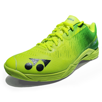 尤尼克斯YONEX羽毛球鞋 SHBAZMEX超轻4代男款羽毛球鞋 亮黄色(第4代超轻战靴,启动更迅猛)