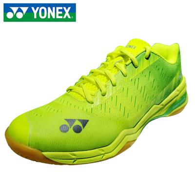 【到手价599】尤尼克斯YONEX羽毛球鞋 超轻四4代标配版 SHB-AXEX 男款女款通用 减震防滑羽毛球鞋 亮黄