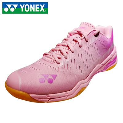 尤尼克斯YONEX羽毛球鞋 SHB-AXLEX 女款 超轻4代标配版减震防滑羽毛球鞋 粉色