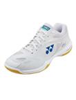 尤尼克斯YONEX羽毛球鞋 SHB-65Z2MEX(65Z二代) 男款白色75周年纪念款