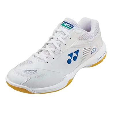 尤尼克斯YONEX羽毛球鞋 SHB-65Z2AEX(65Z二代) 男款白色75周年纪念款,石宇奇陈雨菲代言款