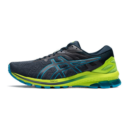 ASICS亚瑟士 男款GT-1000 10运动鞋轻便健身训练透气缓震耐磨跑步鞋 1011B001-403