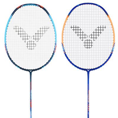 胜利VICTOR 羽毛球拍 TK-HMR (TK铁锤)全碳素纤维克多高磅进攻型