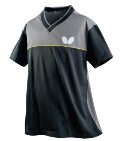 蝴蝶butterfly乒乓球服 BWH-830-0902黑灰