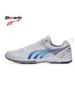 多威Dowin跑步鞋中考体育专用鞋男女新款跑步训练鞋学生立定跳远运动鞋 CT8205B 白色