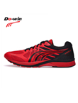 多威Dowin跑步鞋新款战神2代训练鞋男女专业马拉松竞速跑步运动鞋 MR90201A 红黑