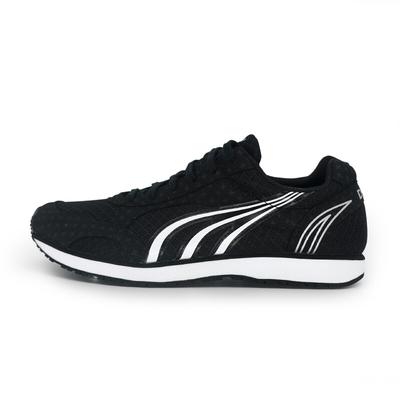 多威Dowin跑步鞋男女學生中考體育專用鞋田徑訓練鞋考試立定跳遠鞋 CT3105B 黑