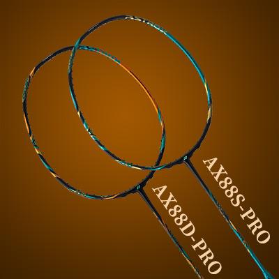 [到手价1199元]尤尼克斯YONEX羽毛球拍 天斧88D-PRO驼金色(AX88DP,ASTROX88D PRO) 屠龙刀升级款小黄人组合新战拍