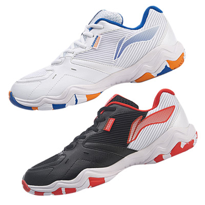 李宁羽毛球鞋 AYTR009音浪二代(音浪II)男款羽毛球训练鞋