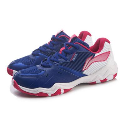 李宁羽毛球鞋 AYTR008音浪二代(音浪II)女款羽毛球训练鞋