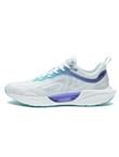 李宁 超轻18男子轻质跑鞋2021新品beng回弹缓震鞋低帮运动鞋 ARMR007-6荧光蓝