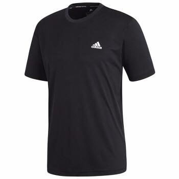 Adidas阿迪达斯 男装T恤运动休闲训练舒适轻便透气圆领短袖 AZ4076