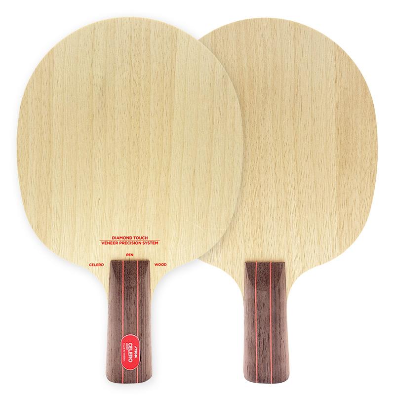 斯帝卡STIGA 赛扬木Celero wood 乒乓球底板 纯木硬五夹,硬而有力