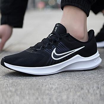 NIKE耐克 男款运动鞋缓震舒适耐磨路跑透气网面休闲鞋跑步鞋 CW3411-006