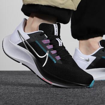 Nike耐克 男款运动鞋AIR ZM PEGASUS 38飞马跑步鞋 CW7356-003