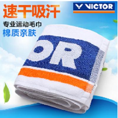 胜利VICTOR TW167A运动毛巾 纯棉吸汗大毛巾120X60CM