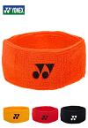 YONEX尤尼克斯 束发带头带AC258EX 吸汗性强有效防止汗水入眼 专制大汗王